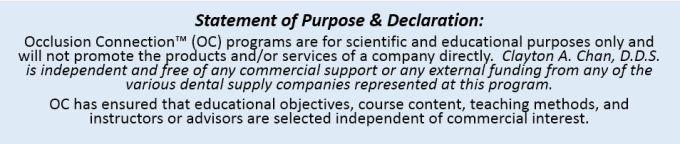 OC Statement of Purpose