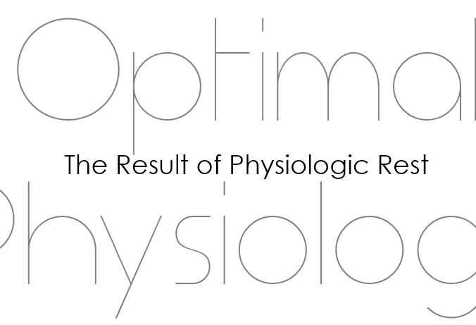 Optimal Physiology
