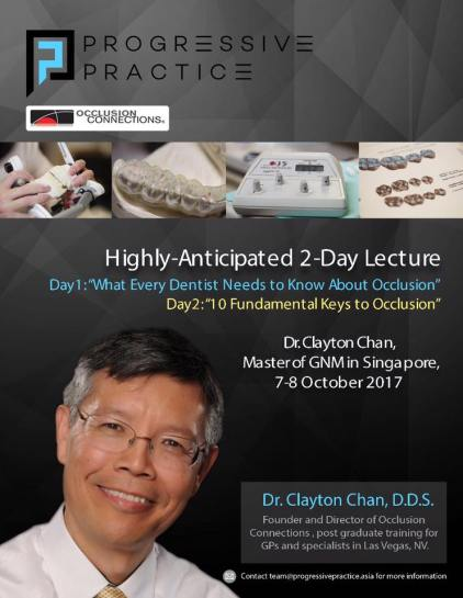 Clayton A. Chan, DDS - GNM Master Singapore 2017